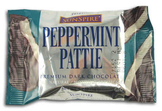 Peppermint Pattie, Dark Chocolate
