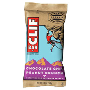 Clif Bar ChocolateChip Peanut Crunch