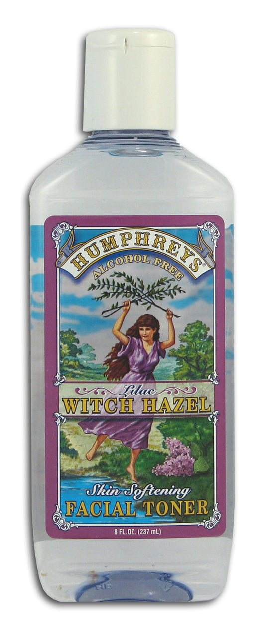 Facial Toner Witch Hazel Lilac