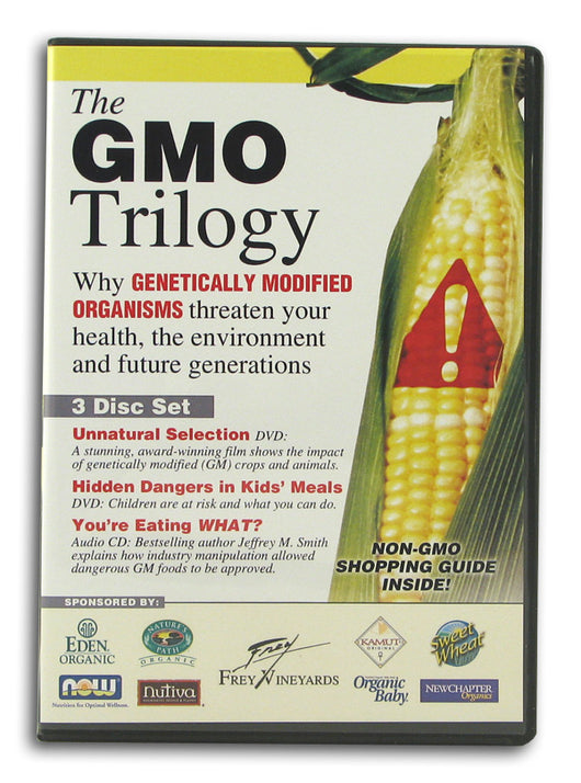 The GMO Trilogy (DVD)