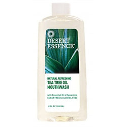 Tea Tree Mouthwash