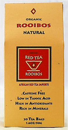 Rooibos Natural Tea, Organic