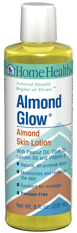Almond Glow Skin Massage Oil