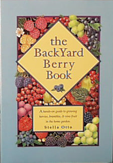 The Backyard Berry Book, by Otto