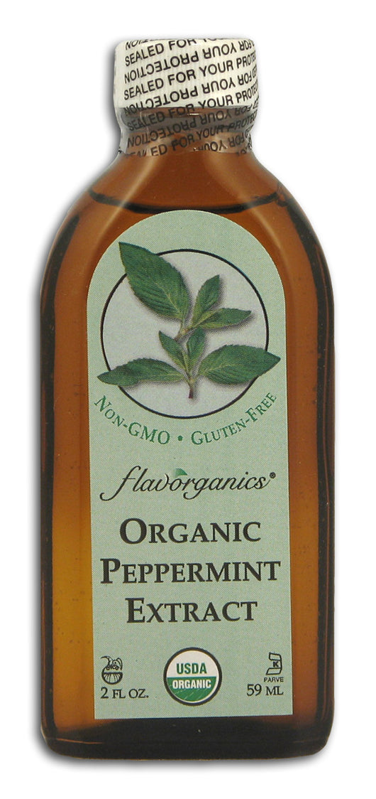 Extract, Pure Peppermint, Organic