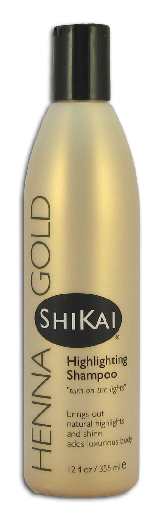 Henna Gold Highlighting Shampoo