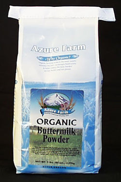 Buttermilk Powder, Non-Instant,Org