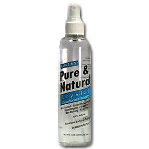 Pure and Natural Crystal Mist