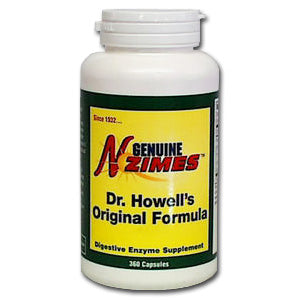 Enzyme Supplement Original Formula