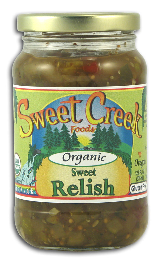 Sweet Pickle Relish, Organic