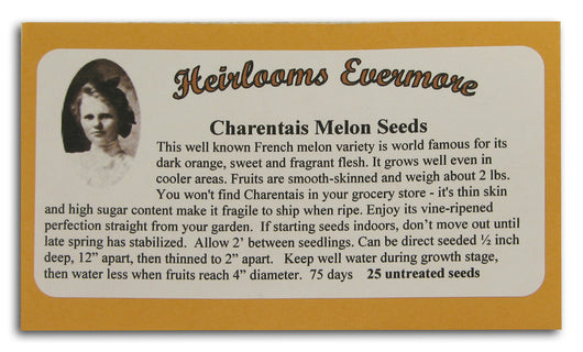 Charentias Melon Seeds