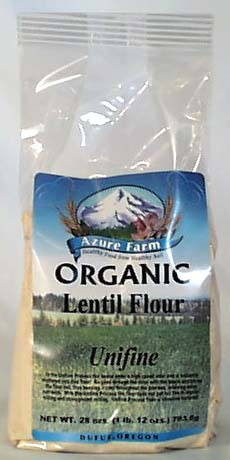 Lentil Flour, Org (Unifine)