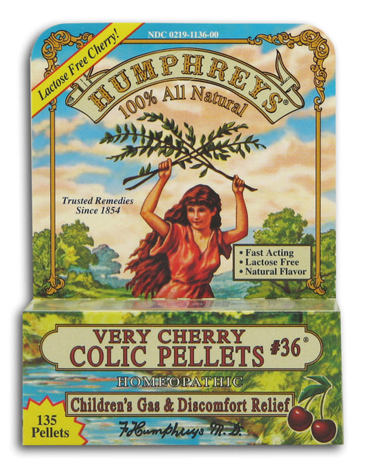 Colic Tablets #36, Very Cherry