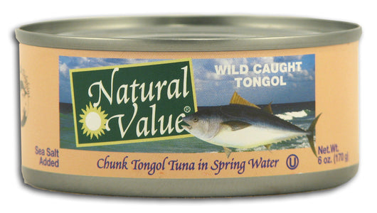 Tongol Tuna, Salted