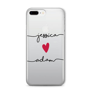 Custom iPhone Case ( Lovers )