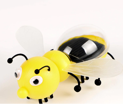 Solar-powered Insects Toys