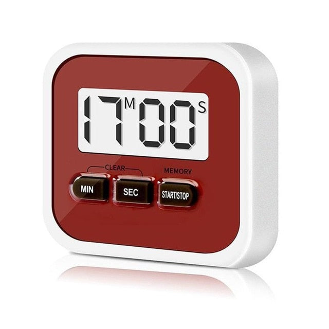 Electronic Kitchen Cooking Timer