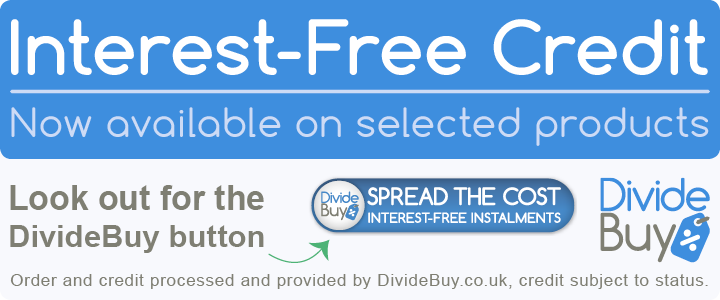 DivideBuy Interest-Free Credit Now Available