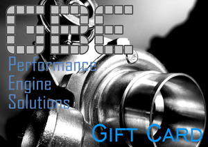 GBE Gift Cards now available in our shop!