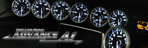 defi a1 premium gauges