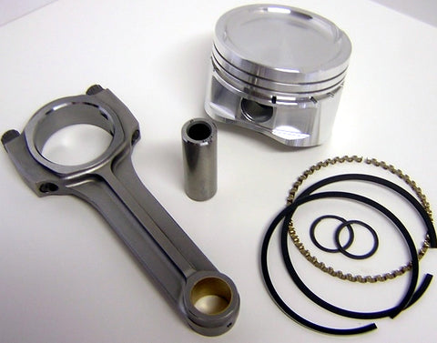 GBE Combo kit - Forged pistons and Rods - EVO