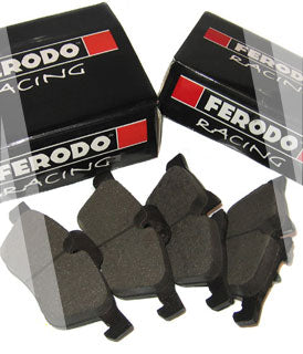 Ferodo DS2500 Brake Pads - Mitsubishi EVO 4-9 Front with Brembo Calipers - FCP1334H