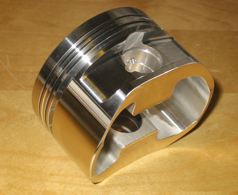 GBE Forged Budget piston kit for Rover T16 Turbo