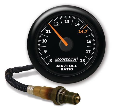Innovate Motorsports MTX-AL: Wideband Air/Fuel Ratio 52mm Gauge - IN3855