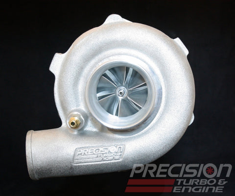 Precision Street and Race Turbocharger - PT5558 CEA - Ball or Journal Bearing 590bhp