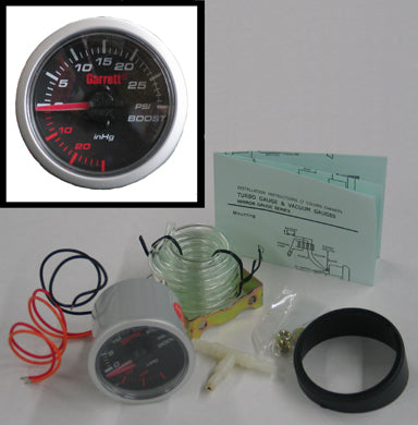 Garrett Turbo Boost Gauge - 30psi