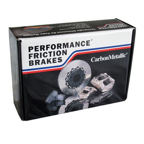 Performance Friction Z-Rated Brake Pads for K-Sport 8 Pot and AP 6 Pot Calipers - 1247-10