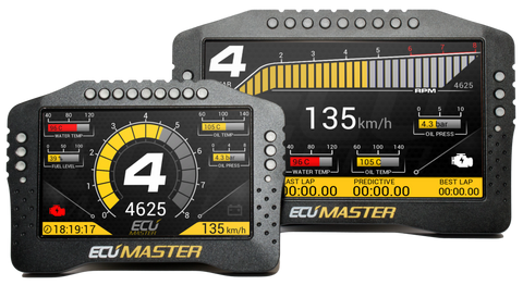 "ECUMASTER ADU 5 - 5"" Dash Display System"
