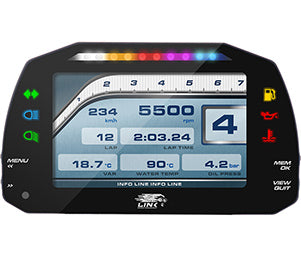 Link MXS Street Edition Dash Display System / Digi Dash