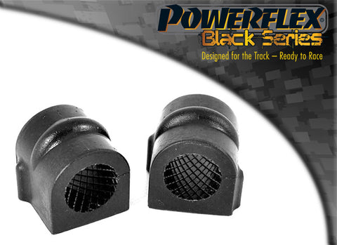 CADILLAC BLS (2005 - 2010) Front Anti Roll Bar Mounting Bush 25mm - PFF66-503-25BLK