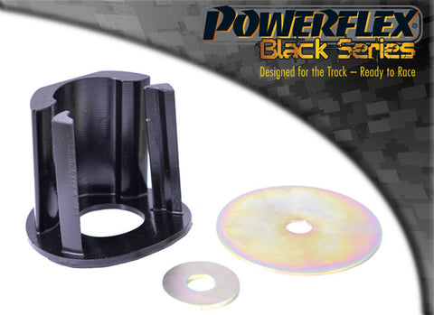 Audi A3 MK2 8P (2003-) Lower Engine Mount Insert (Large) - PFF85-504BLK