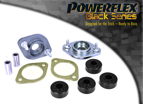 BMW E36 3 Series (1990 - 1998) Rear Shock Top Mount Bracket and Bush 10mm - PFR5-5630-10BLK