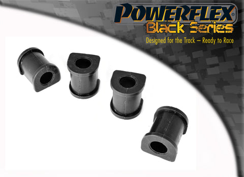 Porsche 911 Classic (1965-1967) Rear Anti Roll Bar Bush 16mm - PFR57-412-16BLK