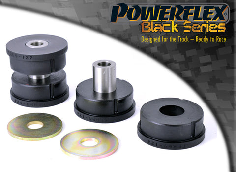 Subaru Forester SF (1997 - 2002) Rear Diff Mount - PFR69-122BLK