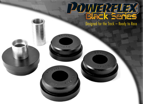 Volvo S60 AWD 2002 Rear Beam Front Mounting Bush - PFR88-602BLK