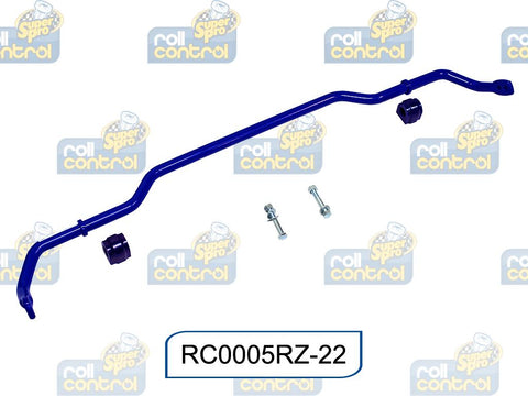 22mm adjustable rear sway bar for Audi/Seat/Skoda/VW - RC0005RZ-22