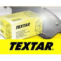 Pagid/Textar ZS180 front brake pads