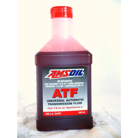 AMSOIL Synthetic Automatic Transmission Fluid ATF