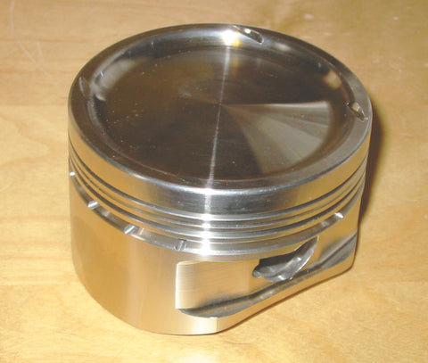 GBE Forged piston kit for Rover K16 - Choice of Compression Ratio - Arias