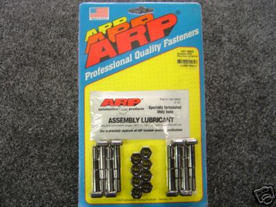 ARP Rod studs/nuts for Mitubishi EVO 4>