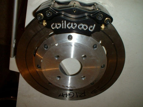 GBE 4 pot front brake kit - Rover 400(mk2) / ZS / 45
