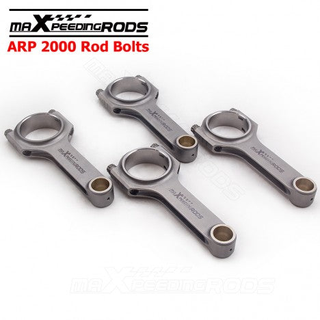 VAG 1.8T Forged Rods - 144.mm, 20mm pins - Max Speeding