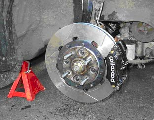 Rover 620Ti Big Brake kit