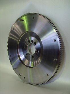 TTV Lightweight Billet Flywheel for Rover T16 - Standard Clutch fitment