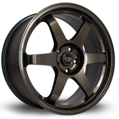 Rota Grid 18x10 5x114 ET35 MBronze Alloy wheel