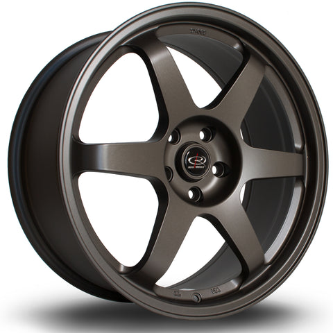 Rota Grid 19x9 5x114 ET38 MBronze3 Alloy wheel